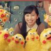 DポイントのCMの黄色キャラクターの声と女優は誰?